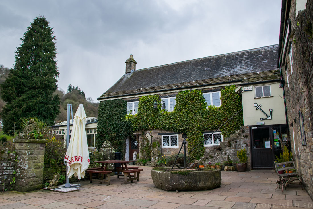 The Anchor Inn Tintern, Pubs in Wye Valley