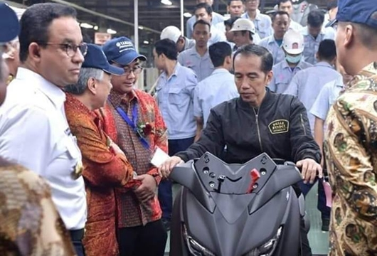 Jokowi Rajin Bangun Infrastruktur, Agar Ekonomi Tumbuh