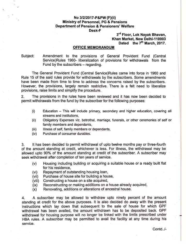 amendment in withdrawal rules page 01