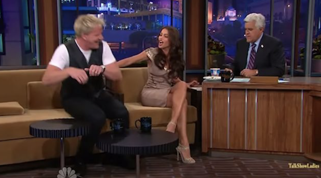 People outraged at Gordon Ramsay after interview with Sofia Vergara resurfaces