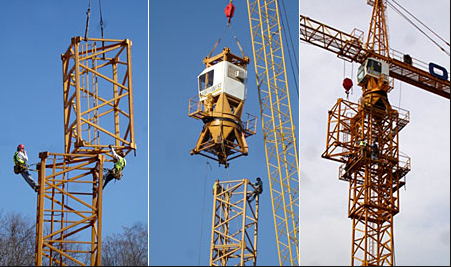 Tower Crane Construction
