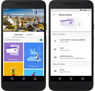 Google Trips app for Android and iOS released