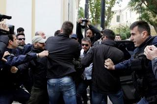 Ξυλοκόπησαν τον δολοφόνο της Δώρας Ζέμπερη στην Ευελπίδων