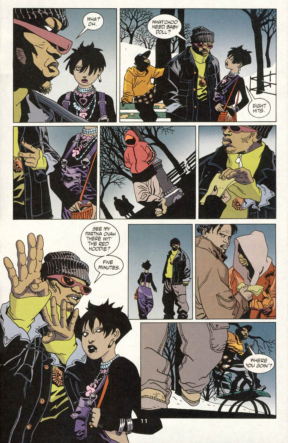 Read online 100 Bullets comic -  Issue #20 - 13