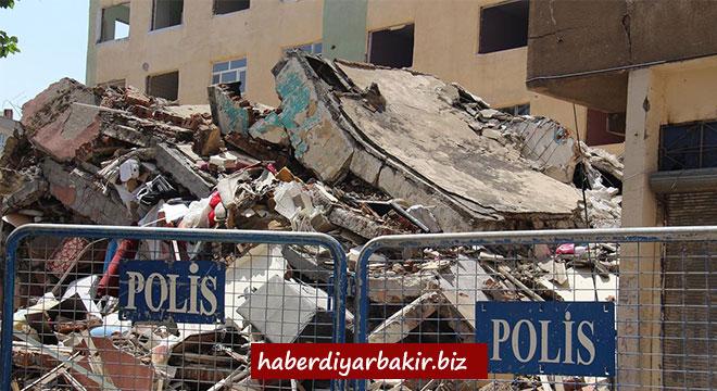 Diyarbakır'daki konutlar sağlamlıkta sınıfta kalıyor