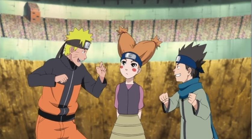 Naruto Movie 5 : Blood Prison   Anime Jokes Collection