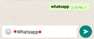 Whatsapp app use