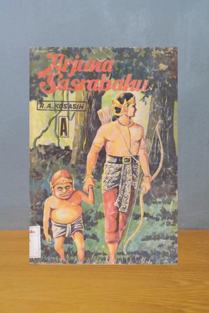 ARJUNA SASRABAHU, R.A. Kosasih