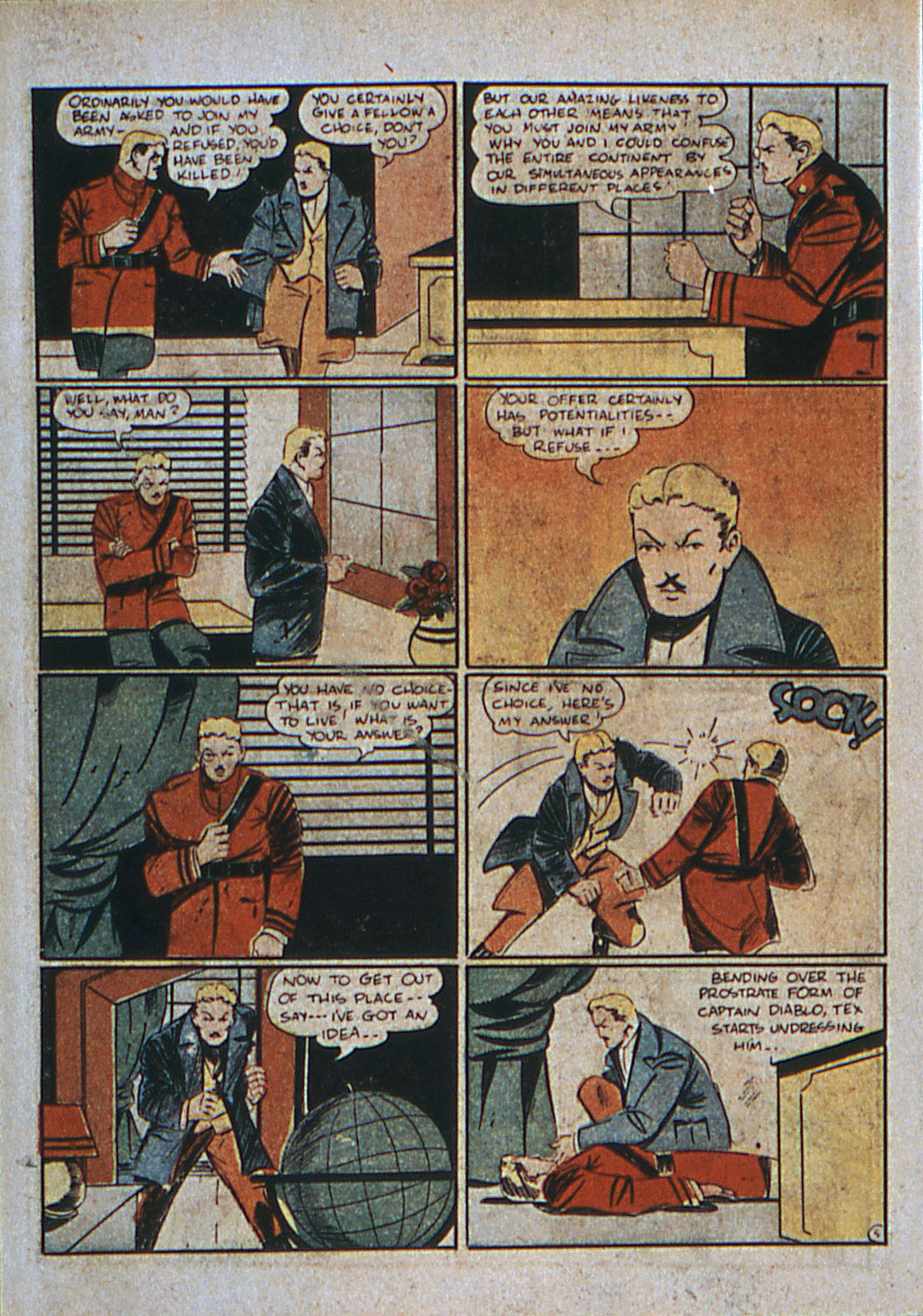 Read online Action Comics (1938) comic -  Issue #6 - 40
