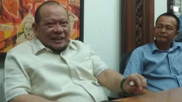 La Nyalla Janji Potong Leher Jika Prabowo Menang di Madura