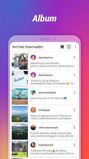 cara save video di instagram