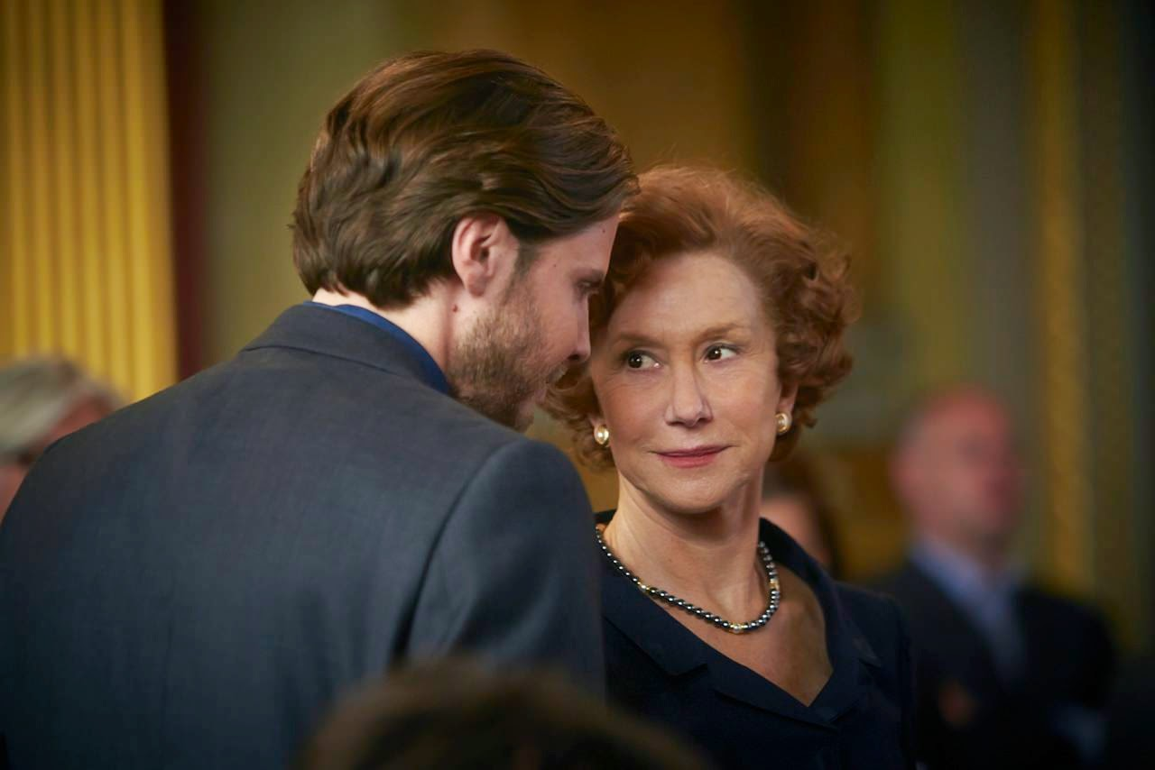 woman in gold-daniel brühl-helen mirren