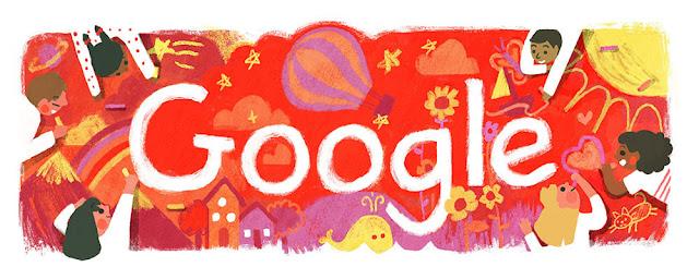 Children's Day 2016 (Brazil) - Google Doodle