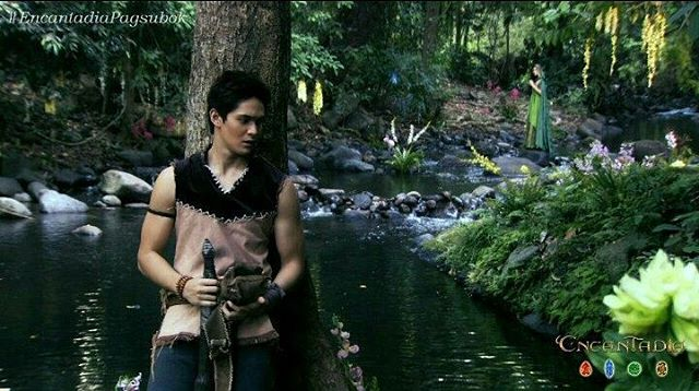 Ruru Madrid as Ybarro