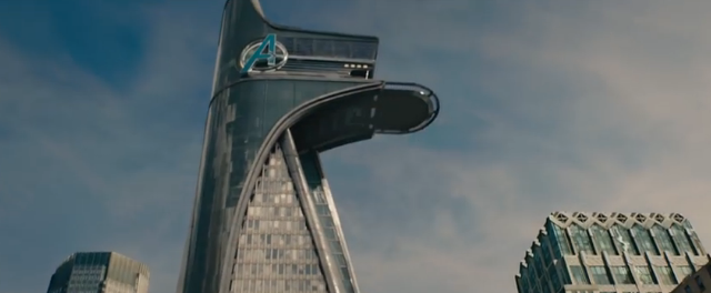 Stark Tower - Marvel's Avengers: Age of Ultron - Trailer 3