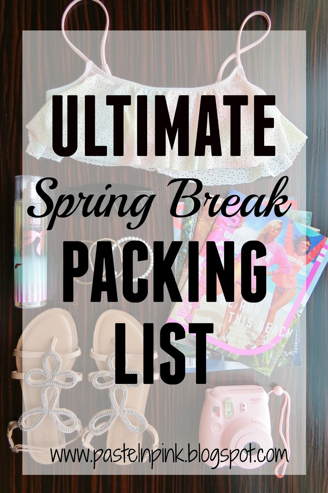 Spring_break_packing_list