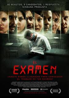 Examen (2009) Online