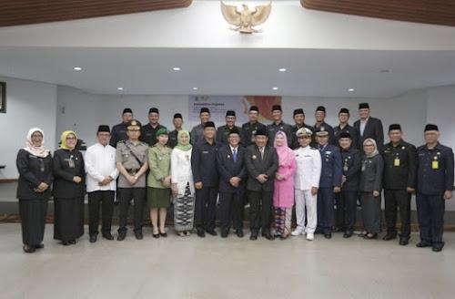 Kepala Dinas Baru Pemkot Bandung 2019