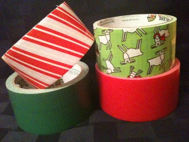 Crafty Soccer Mom Duct Tape Christmas Ornaments