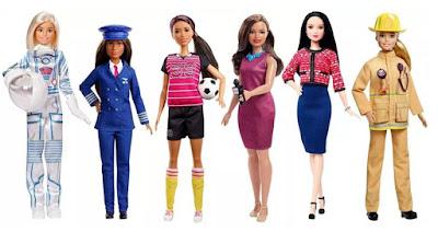 Куклы Барби профессии