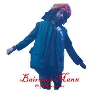 Bairaagi Mann Lyrics Paharganj