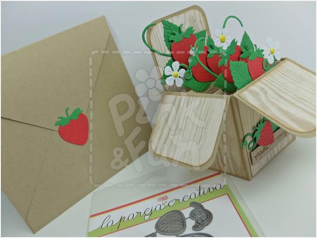 Scrapbooking - Cardmaking - La Pareja Creativa
