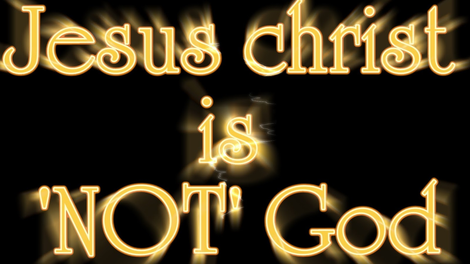 ఏసూ దేవుడు కాదు అనడానికి 20 ముఖ్యమైన కారణాలు----నిజమేనా ? - Jesus is not God, why it is true?