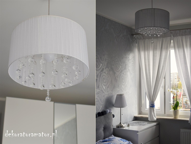 Ikea Malm Zaglowek Dekorator Amator Szara Sypialnia W Stylu