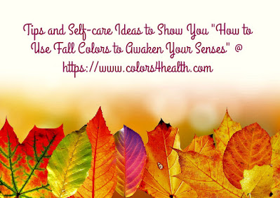 Autumn Color Tips and Ideas T