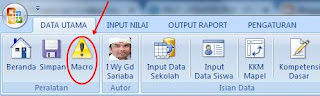 Aplikasi Rapor K 13 SD