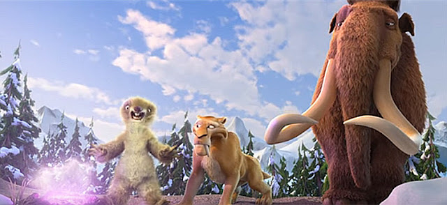Sinopsis Film Animasi Ice Age: Collision Course (2016)