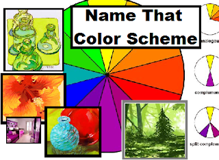 Name That Color Scheme Quiz