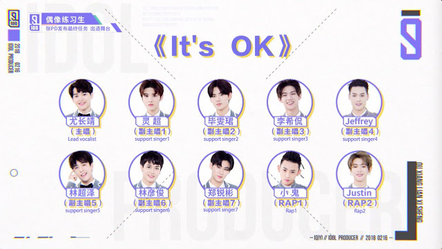 its ok idol producer final