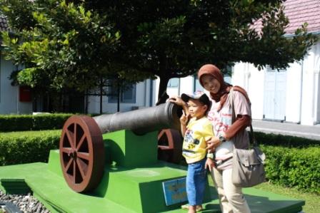 Belajar Sejarah Sambil Wisata ke Museum Benteng Vredeburg di Yogyakarta