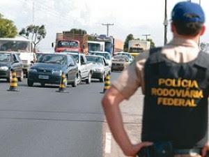 Balanço da PRF aponta redução de acidentes durante a Semana Santa na Paraíba