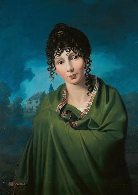 Johann Friedrich - Countess Louise von Voss