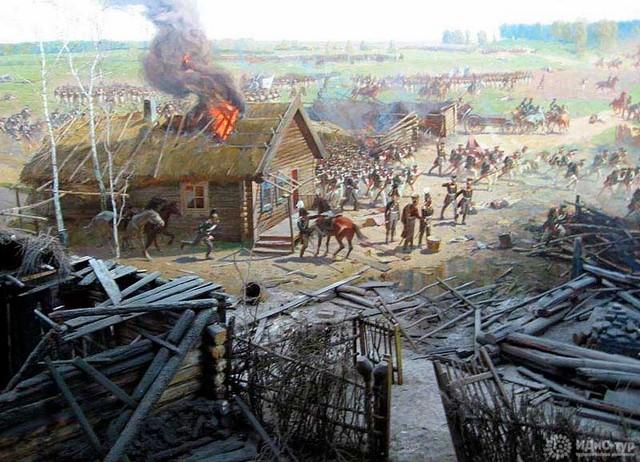 Музей бородинская панорама в москве официальный сайт