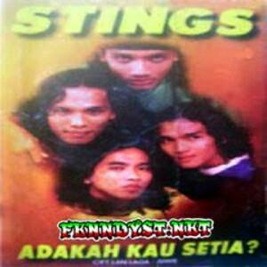 Stings - Adakah Kau Setia? (1997) Album cover