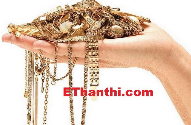 திருடிய நகைகளை திருப்பி வைத்து விட்டுச் சென்ற திருடன் | Thief who left stealing jewels !