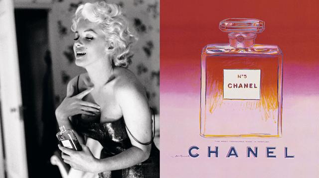 Chanel No5 perfume