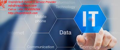 Information Technology Service - Traj InfoTech