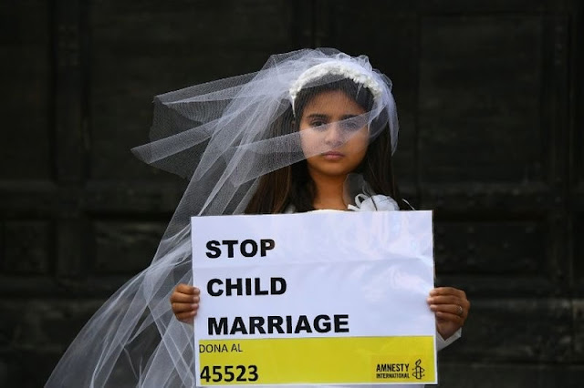 New York City has banned child marriage under the age of 17