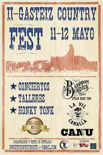II Gasteiz Country Fest