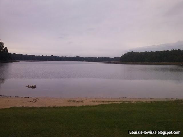 Jezioro Goszcza - Lubrza