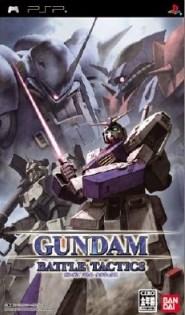 Game Gundam Battle Tactics PSP Iso