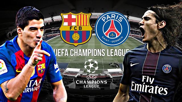 مشاهدة مباراة برشلونة وباريس سان جيرمان 08-03-2017 Barcelona vs Paris Saint Germain