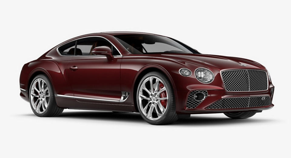 Create Your Own 2018 Continental GT With Bentley's ...