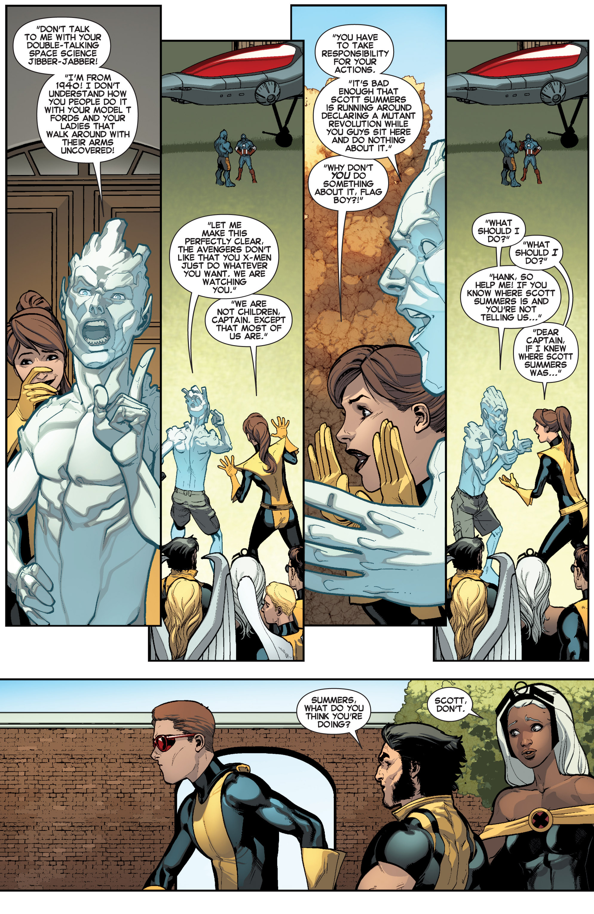 Read online All-New X-Men (2013) comic -  Issue # _Special - Here To Stay - 58