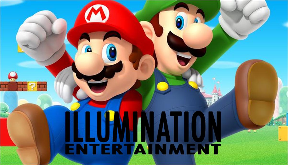 Animation News Super Mario Bros Animated Movie Targeting A 2022