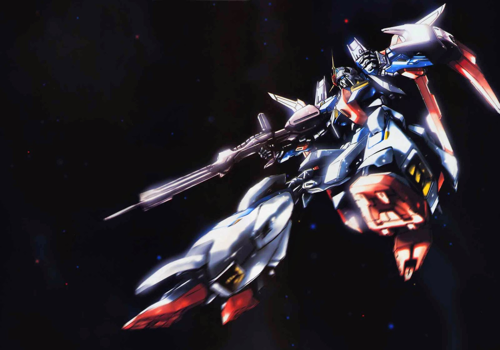Zeta Gundam Wallpaper No Texts Gundam Kits Collection News And